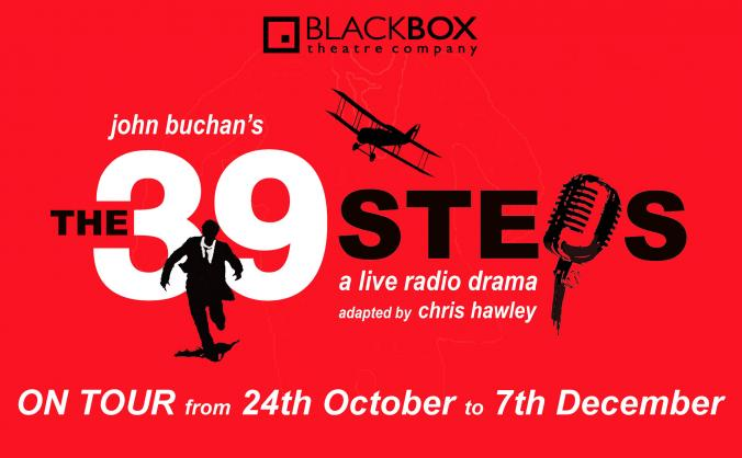 The 39 Steps:A Live Radio Drama