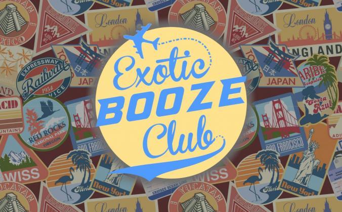 Exotic Booze Club: Chester Market