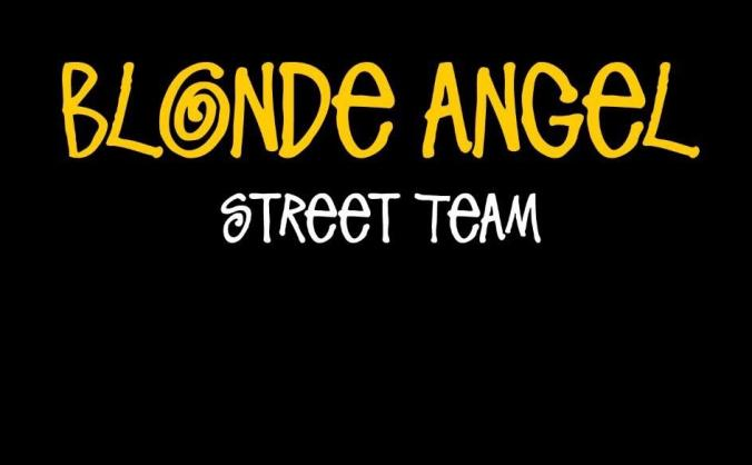 Blonde Angel Street Team