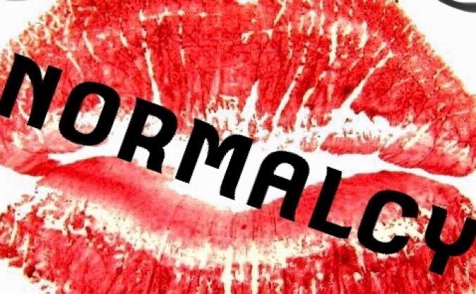 Normalcy by Bonnie Adair