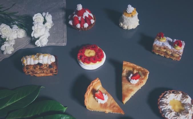 The Sunny Spoon - Vegan French Patisserie