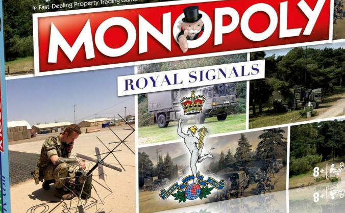 Royal Corps of Signals Monopoly