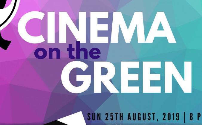 Cinema on the Green - Sponsor the Screen