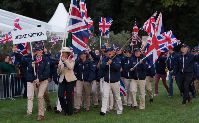 British Pony Driving Team - World Championship '19