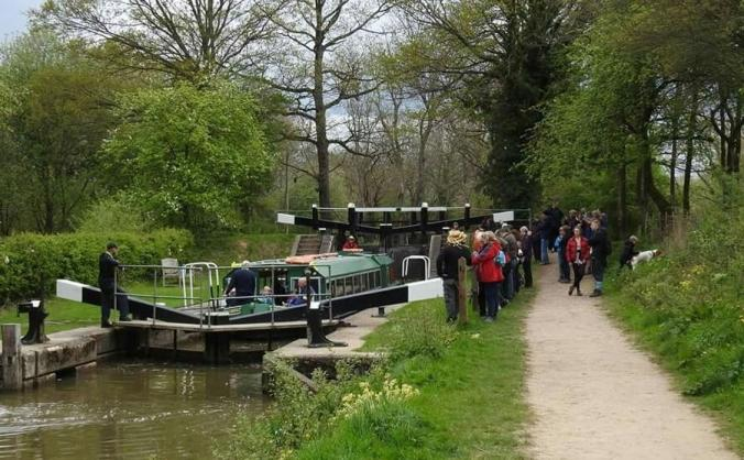 New canal bridges