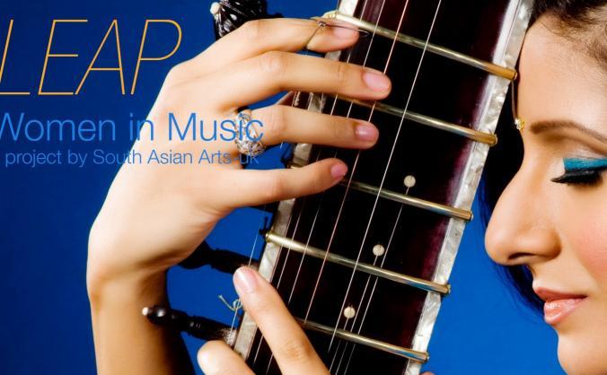 LEAP: Women in the arts