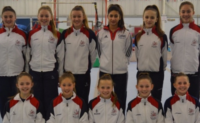 Bulmershe Gym Club - Get our girls to Korea!