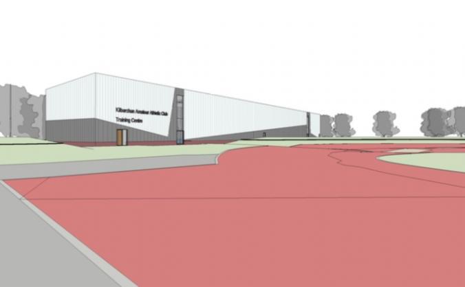 Kilbarchan AAC Indoor Athletics Facility