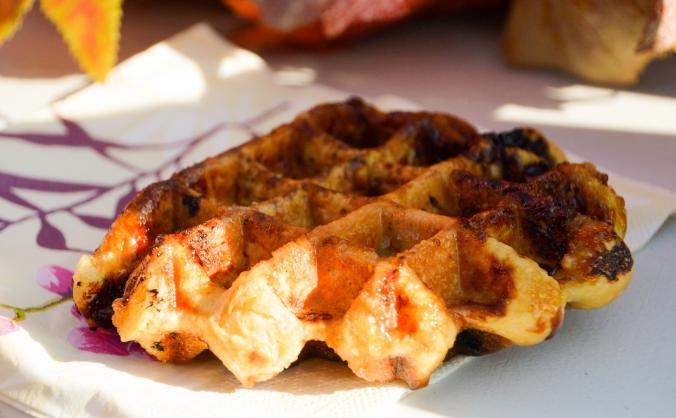 Belgiyums - Belgian waffles