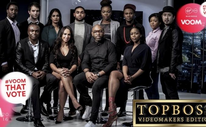 TOPBOSS A CAREER TV SERIES BY AFROBEAT MEDIA