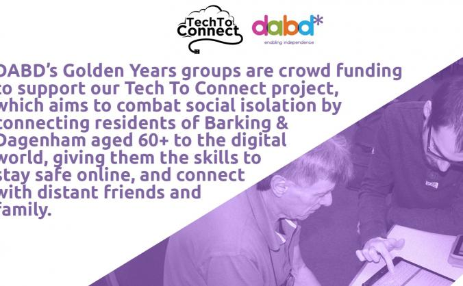 Tech To Connect - Golden Years - DABD
