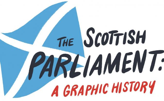 The Scottish Parliament: A Graphic History