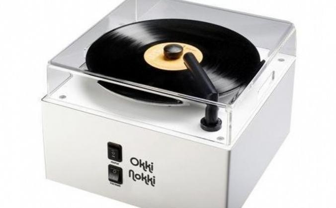 Purchase of an Okki Nokki Record Cleaning Machine