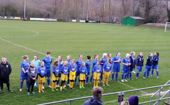 Buckland athletic ladies and girls Fc
