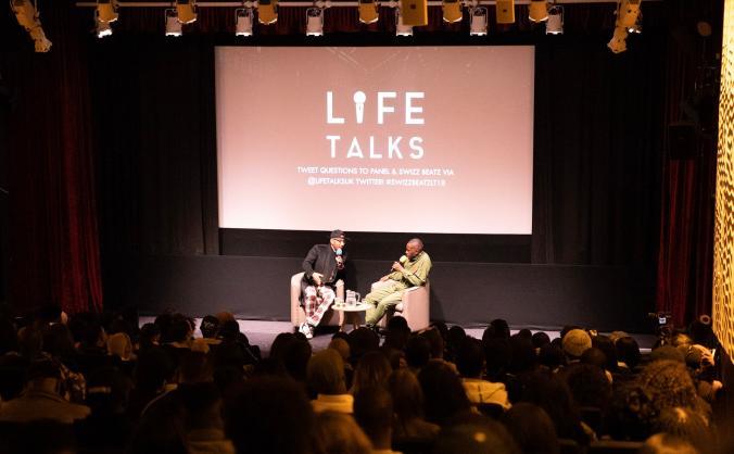 L.I.F.E Talks UK