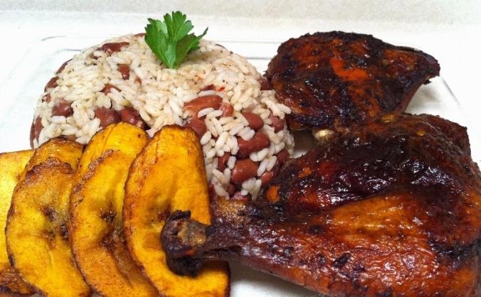 Afro-Caribbean franchise restaurant