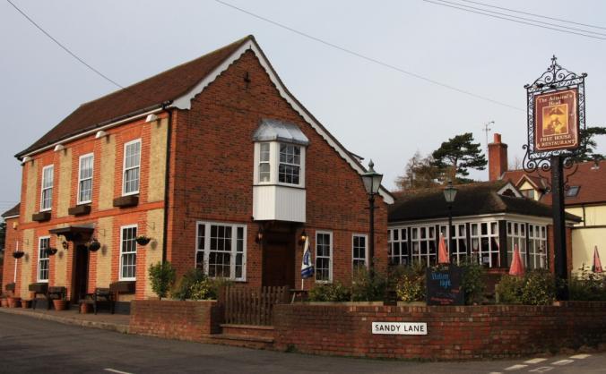 Admiral's Head Pub Community Bid Development