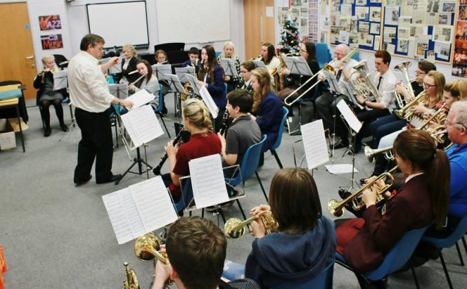 Friends of Blackpool Music Service