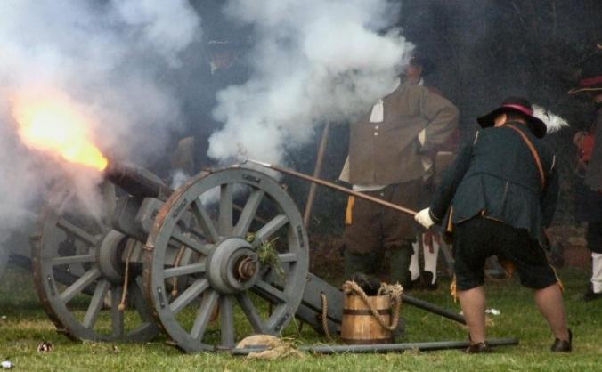 Commandeer a Cannon for Newark