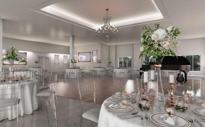 WareHouse conversion to Wedding Venue in Dartford