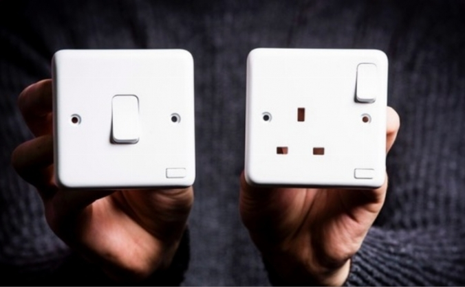 Den - Reinventing the light switch and plug socket