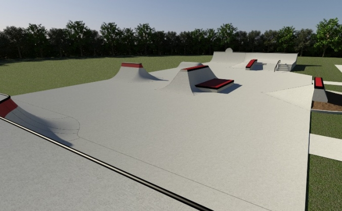 Kelso Skate Project