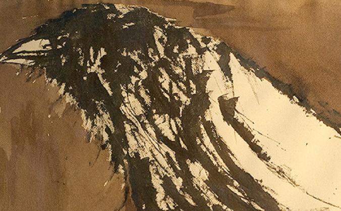 Crow: a melodrama for 'cello & baritone
