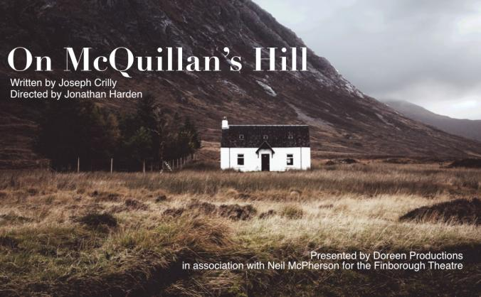 ON McQUILLAN'S HILL by Joseph Crilly