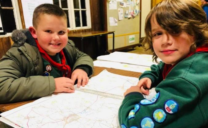 New Headquarters | 1st Fressingfield Scout Group