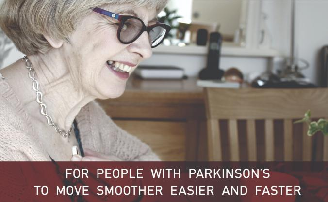 TheMoment - for people with Parkinson's
