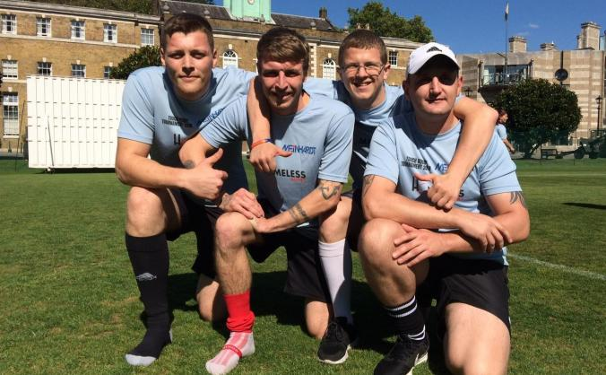 Meinhardt UK Charity Touch Rugby Tournament2019