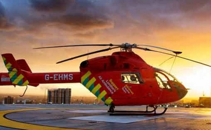 Air Ambulance & Macmillan Cancer Charity Ball