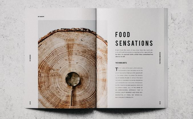 The Sustainable Recipe Book with Stories