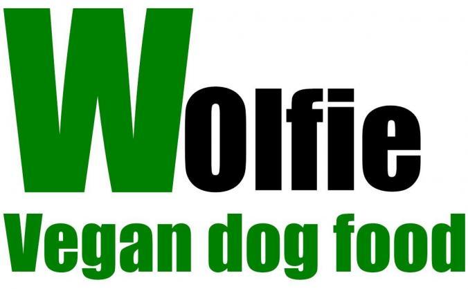 Wolfie Vegan dog food treats