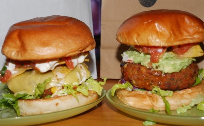 Beanie Bun, Plant-based Burgers, Newcastle