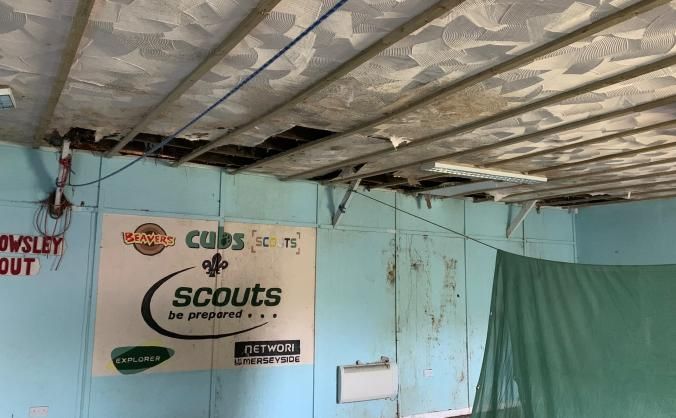 Help Save The 1st Knowsley Scouts HQ