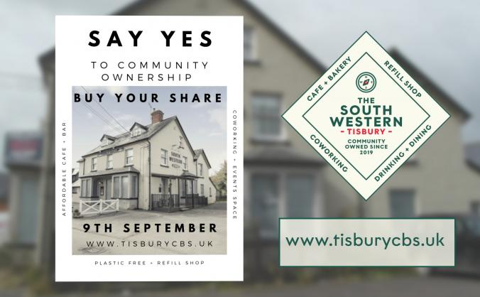 Making The South Western a Community Business