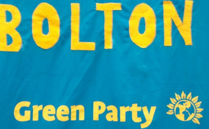 Bolton Green Party general election fund