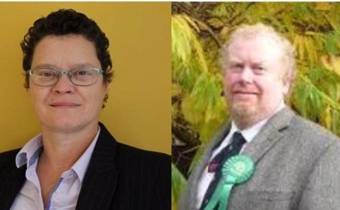Support The Bury Green Party Election Fund