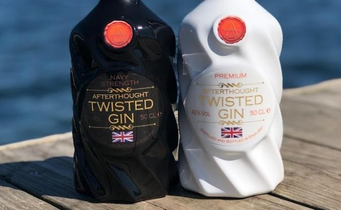 Afterthought Twisted Gin