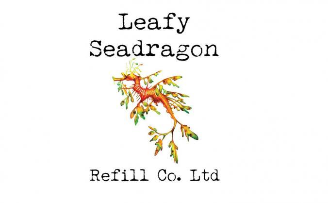 Leafy Seadragon Refill - ZeroWaste in E.Yorkshire!
