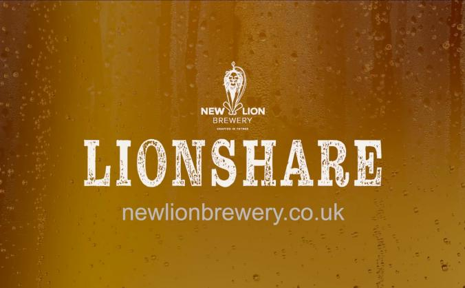 Take your LionShare of our award-winning brewery