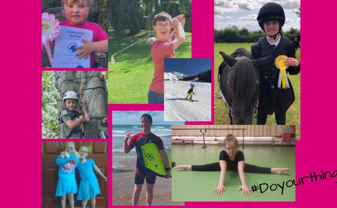 Down Syndrome - Raising awareness #Doyourthing