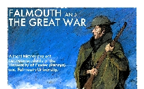 Falmouth and the Great War