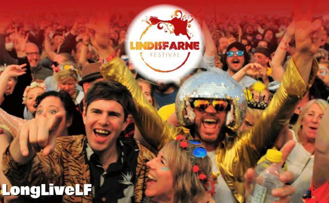 Lindisfarne Festival 2020