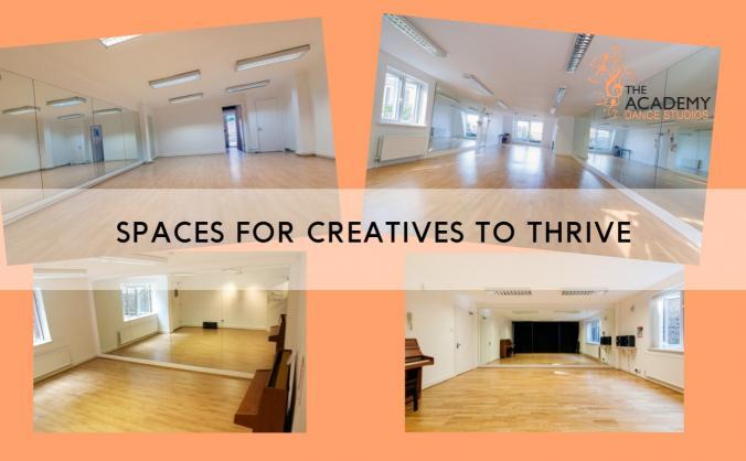 Academy Mews Studios - New multi purpose studios