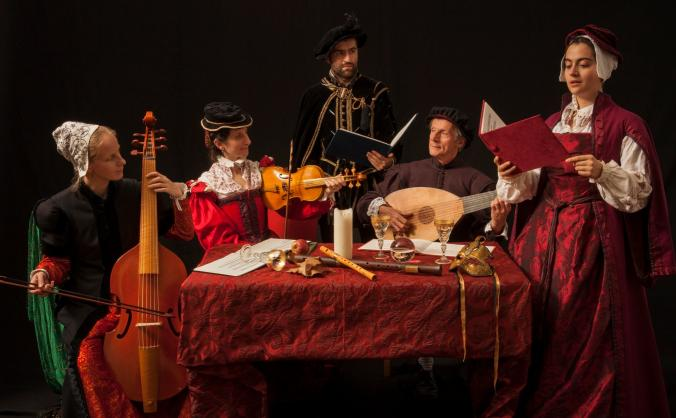 Mayflower anniversary recording