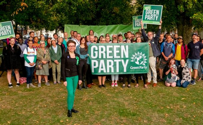 Elect Carla Denyer as Green MP for Bristol West