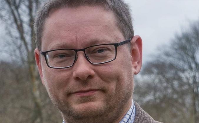 Elect Richard Thomson as the SNP MP in Gordon