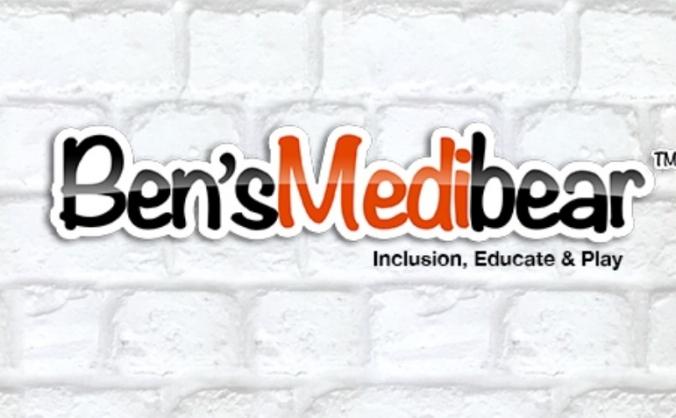 Ben's MediBear™ / MediBear C.I.C